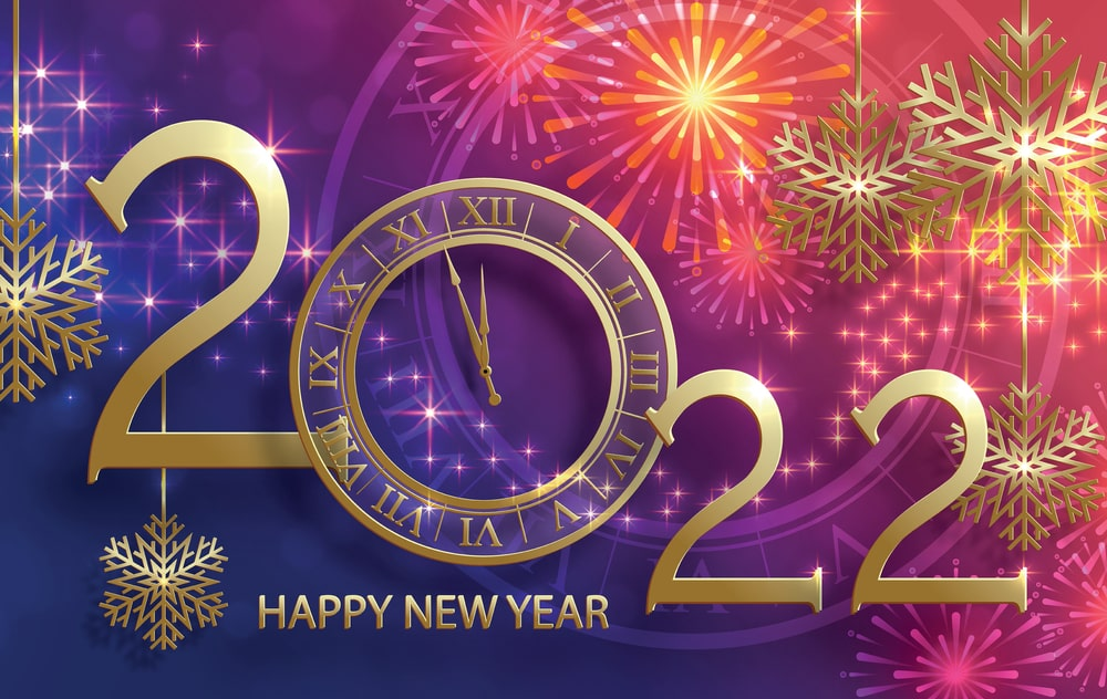 2022 happy new year free images