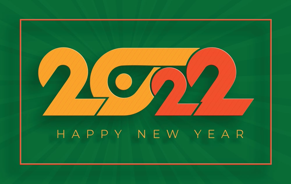 2022 happy new year wishes