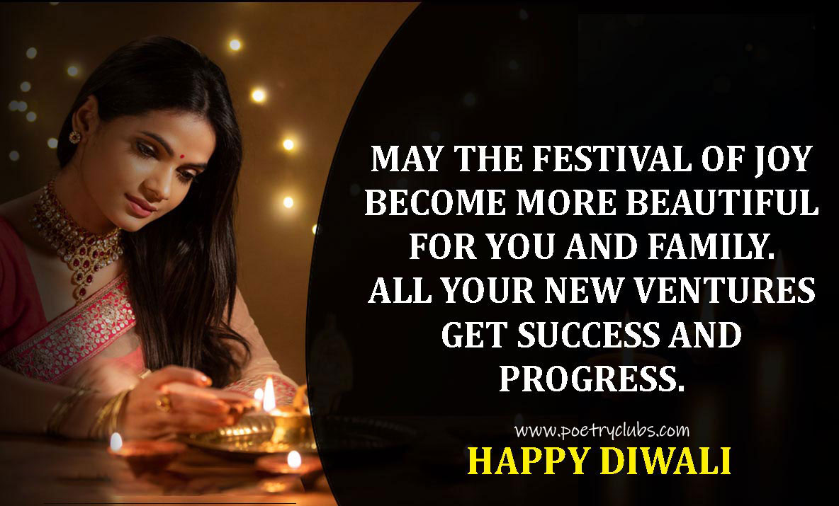 happy diwali 2021 messages for her