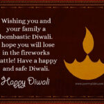 happy diwali 2021 wishes for family