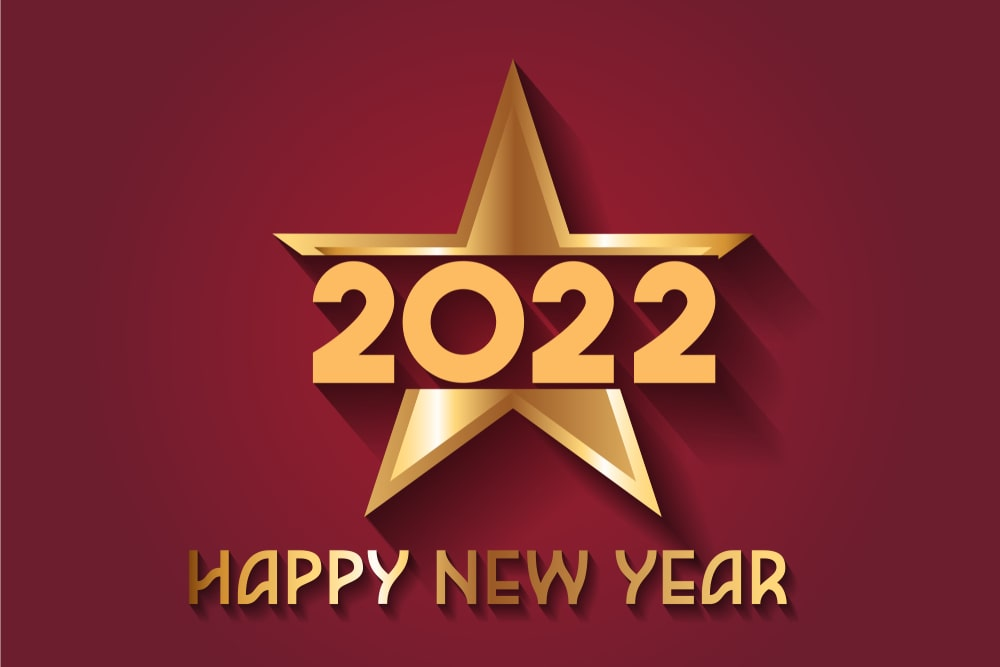 happy new year 2022 free images