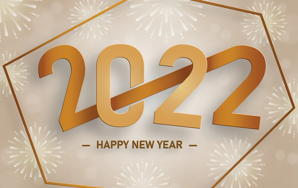 happy new year 2022 picture
