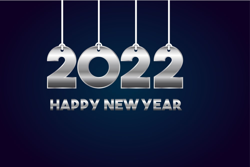 royalty free new year 2022 images