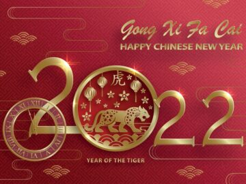 Chinese new year 2022 picture