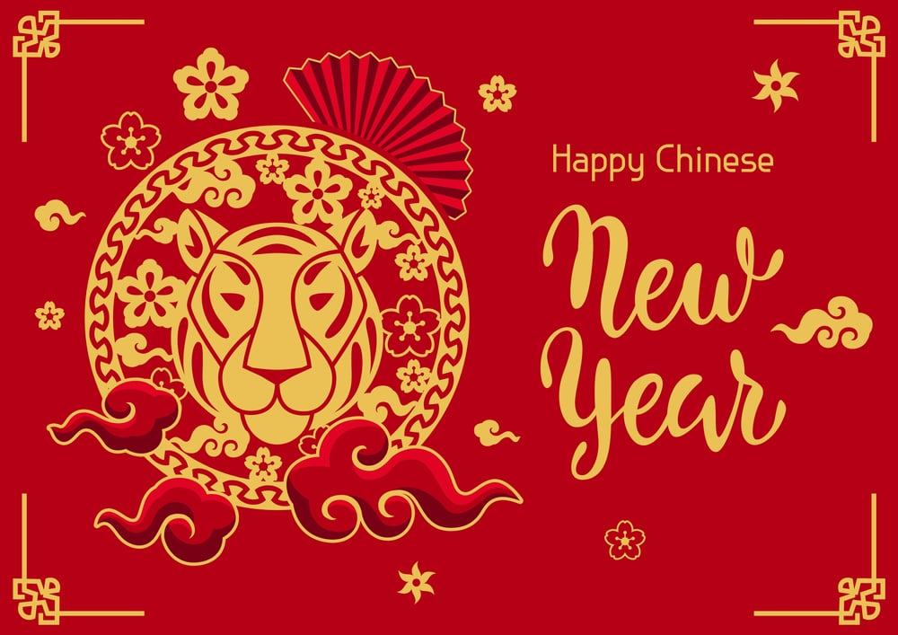 Chinese new year 2022 wallpaper download