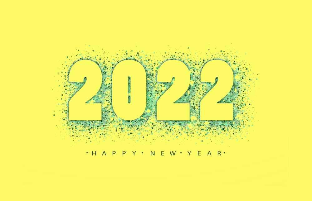 happy new year 2022 wallpapers