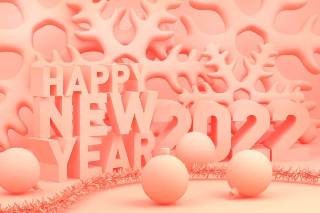 happy new year 2022 greeting card and images