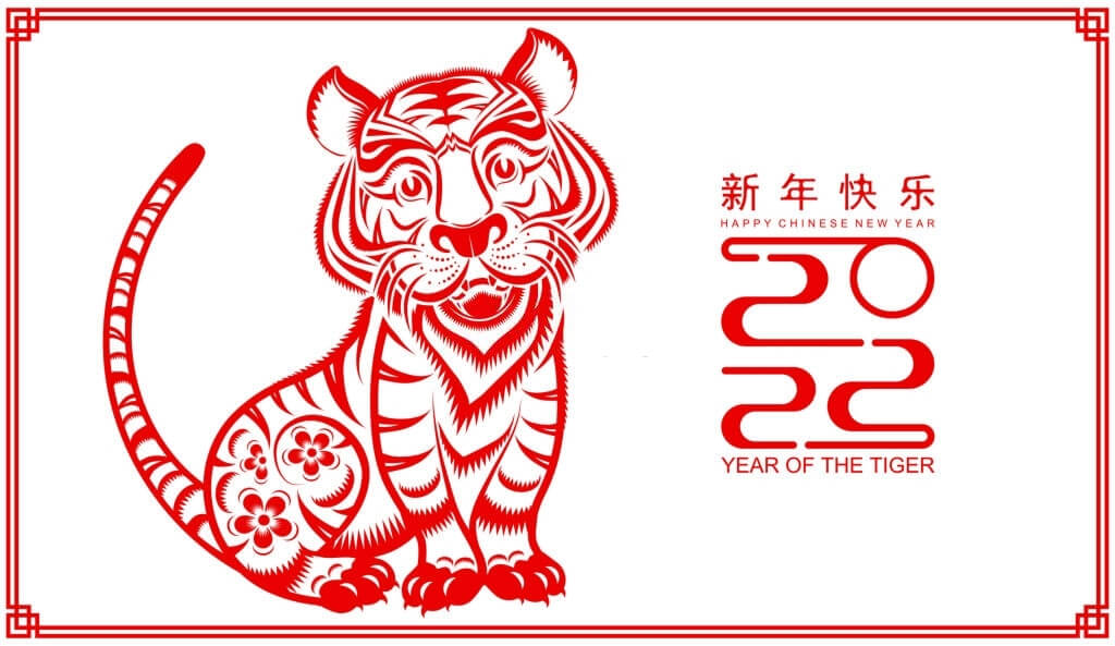 year of the tiger 2022 wallpaper images