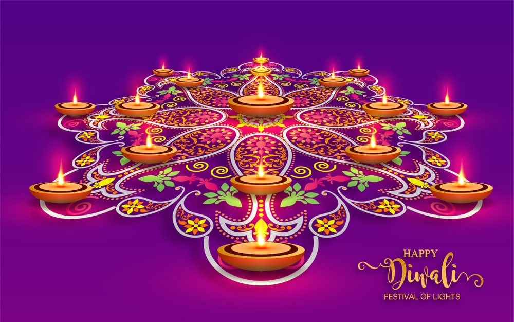2021 happy diwali wishes images